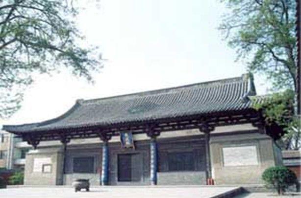 杞县孔庙大同中学