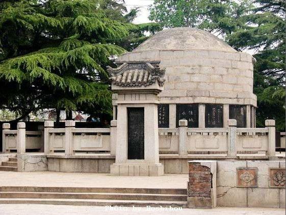 辛亥革命十一烈士墓